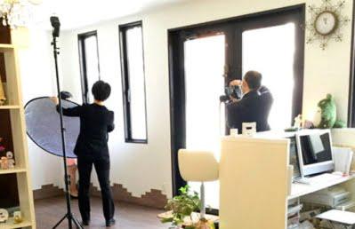 はなみずきでは美容師によるメイク(男性は眉カット)とヘアセットとプロのカメラマンによる写真撮影を格安でご紹介しています。